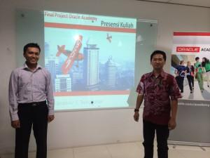 Persiapan Presentasi Project