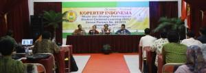 Seminar Kopertip di STMIK Tasikmalaya